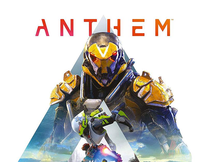 Anthem (Xbox One), Games Elements, gameselements.com