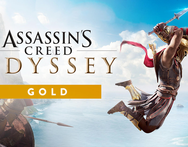 Assassin's Creed Odyssey - Gold Edition (Xbox One), Games Elements, gameselements.com