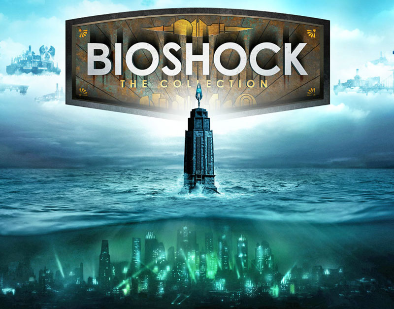 BioShock: The Collection (Xbox One), Games Elements, gameselements.com