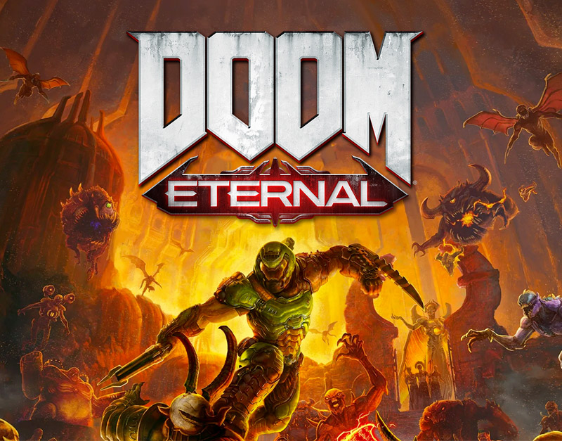 DOOM Eternal Standard Edition (Xbox One), Games Elements, gameselements.com