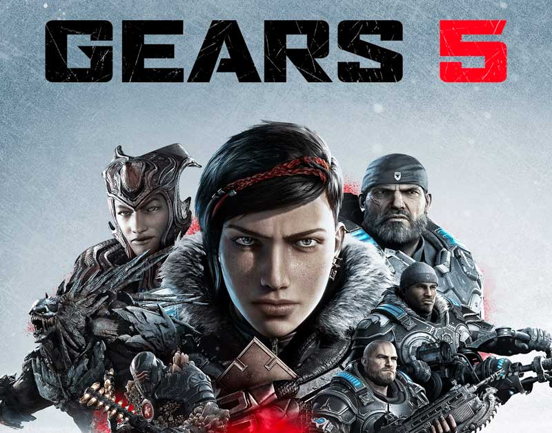 Gears 5 (Xbox One), Games Elements, gameselements.com