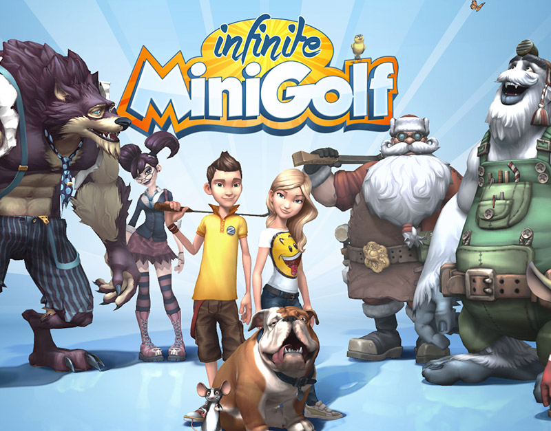 Infinite Minigolf (Xbox One), Games Elements, gameselements.com