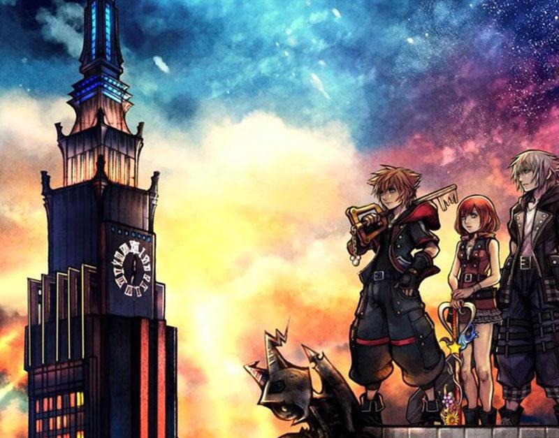 Kingdom Hearts 3 (Xbox One), Games Elements, gameselements.com