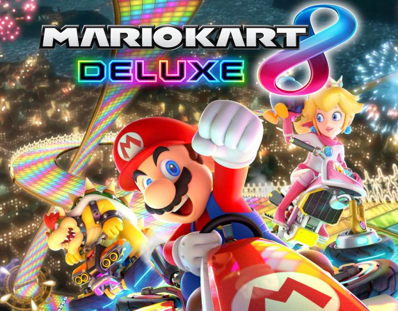 Mario Kart 8 Deluxe (Nintendo), Games Elements, gameselements.com