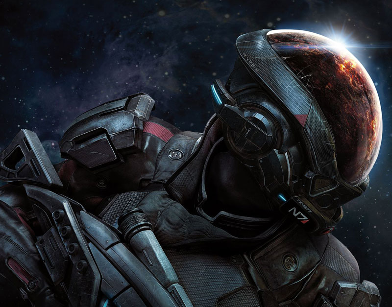Mass Effect Andromeda - Standard Recruit Edition (Xbox One), Games Elements, gameselements.com