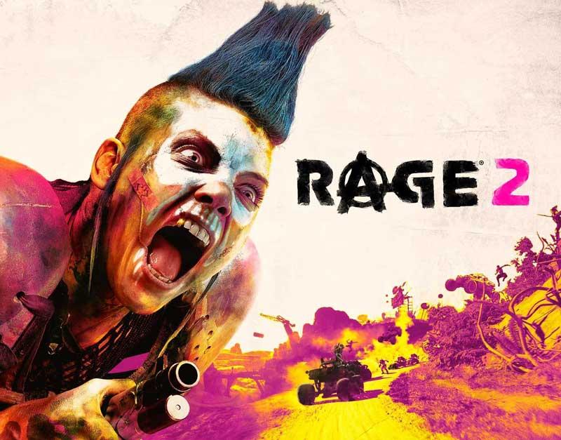 Rage 2 (Xbox One), Games Elements, gameselements.com