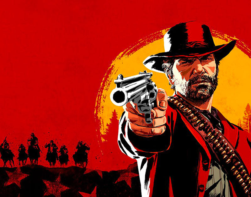 Red Dead Redemption 2 (Xbox One), Games Elements, gameselements.com