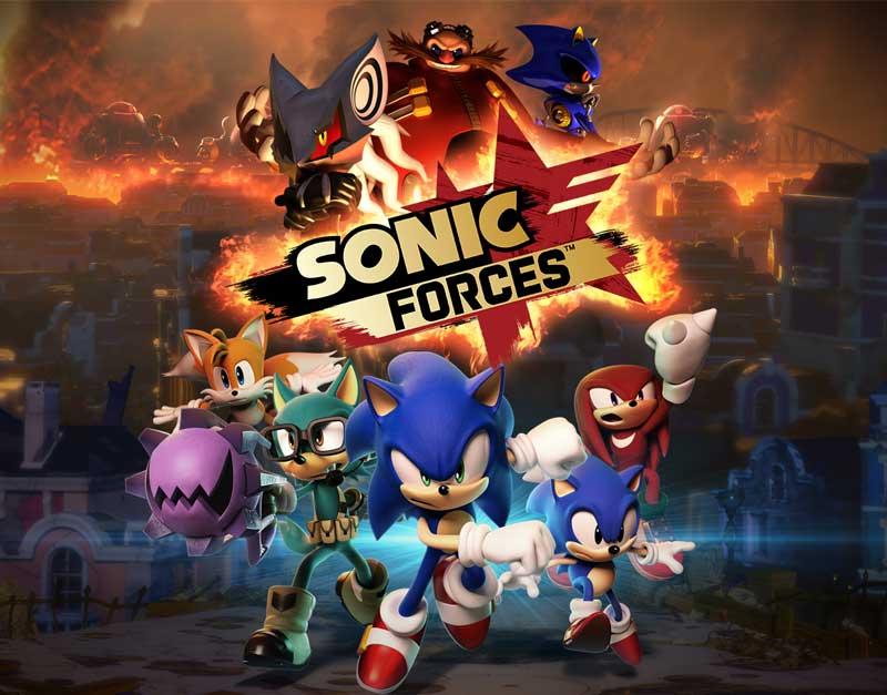 SONIC FORCES™ Digital Standard Edition (Xbox Game EU), Games Elements, gameselements.com
