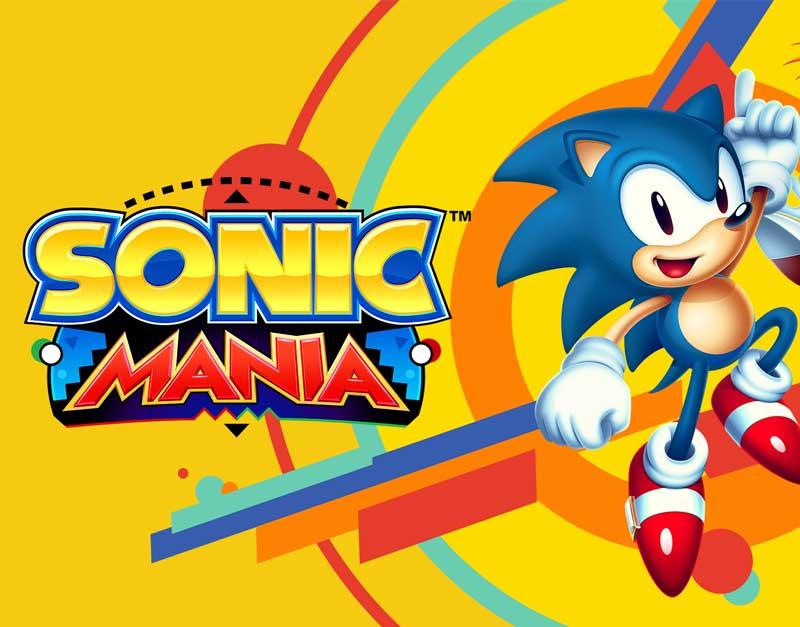 Sonic Mania (Xbox Game EU), Games Elements, gameselements.com