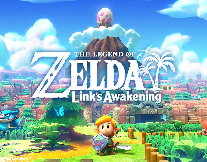 The Legend of Zelda: Link's Awakening (Nintendo), Games Elements, gameselements.com