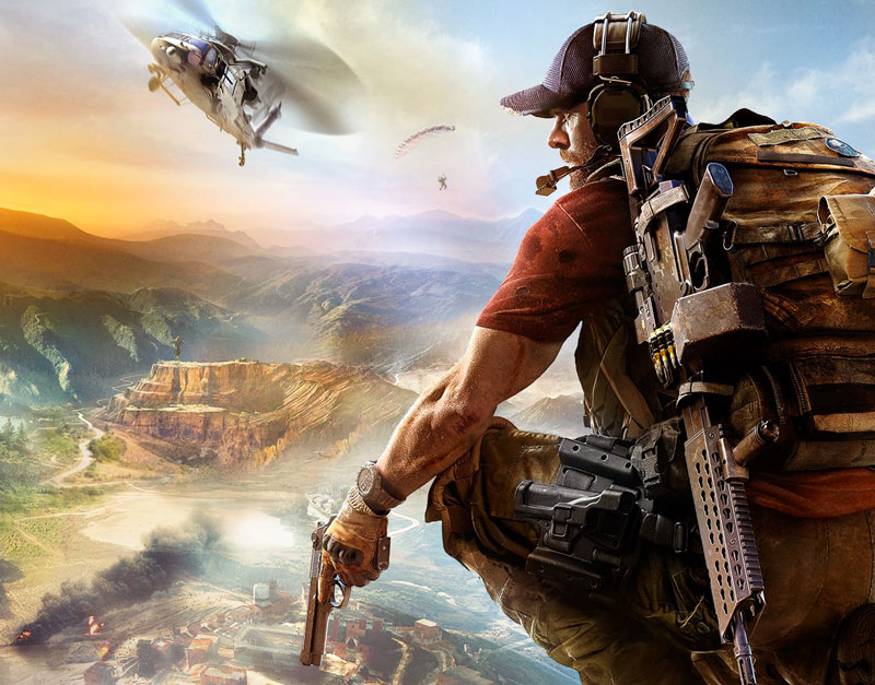 Tom Clancy's Ghost Recon Wildlands - Deluxe Edition (Xbox One), Games Elements, gameselements.com
