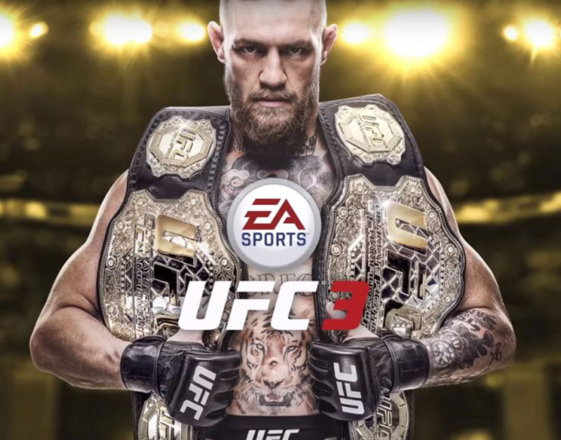 UFC 3 - Deluxe Edition (Xbox One), Games Elements, gameselements.com