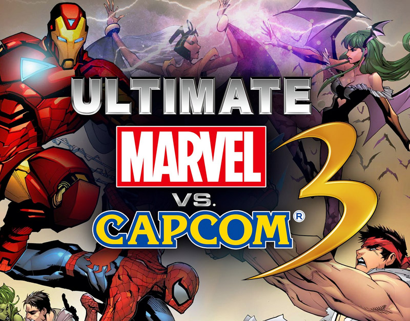 Ultimate Marvel vs. Capcom 3 (Xbox One), Games Elements, gameselements.com