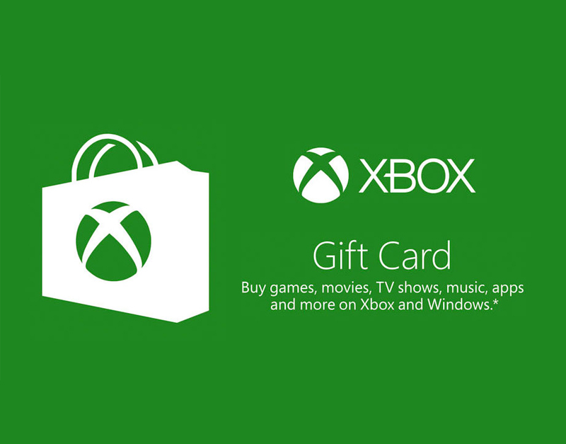 Xbox Live Gift Card, Games Elements, gameselements.com